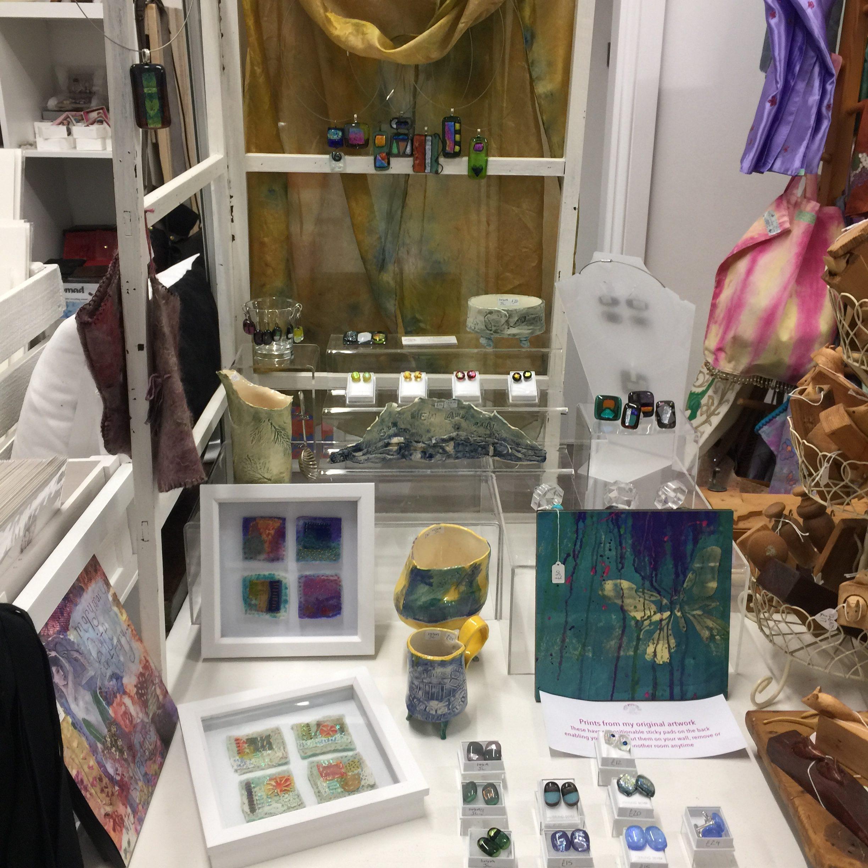 Westgate Galleria display