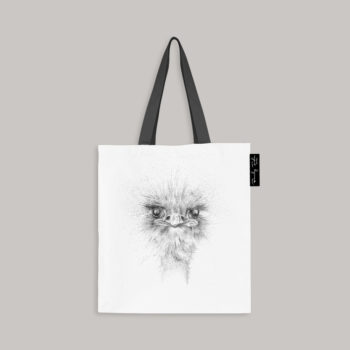 Cotton Tote Bag by Beverley Fisher