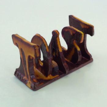 Ceramic toast rack