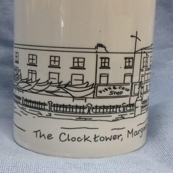 China Clocktower Mug by Sian Morgan