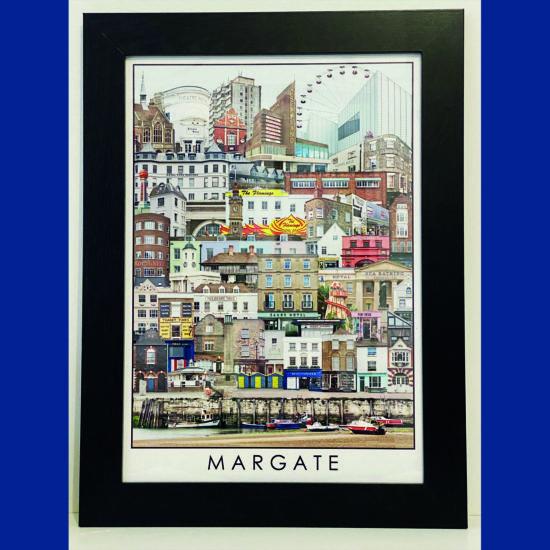 Katy Donaldson's Margate Architecture Print
