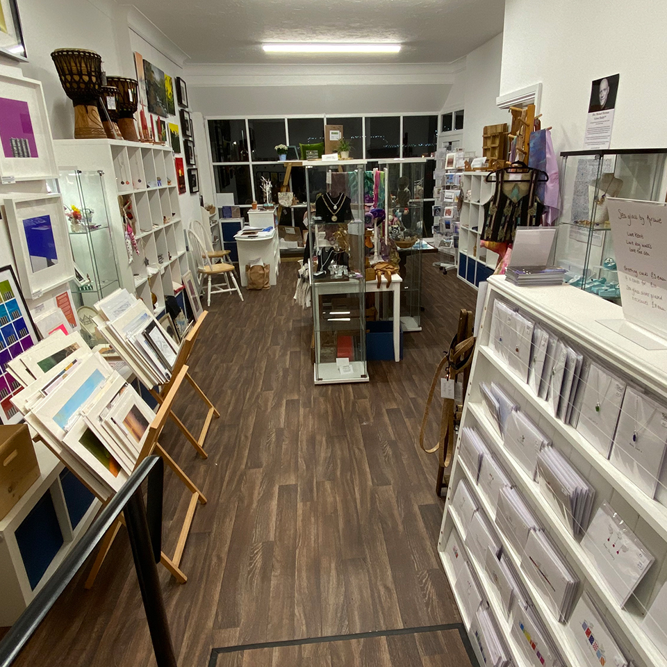 Westgate Galleria interior view