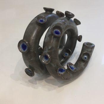 Ceramic Octopus Vessel