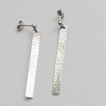 Sterling Silver Earrings by Jane Martin