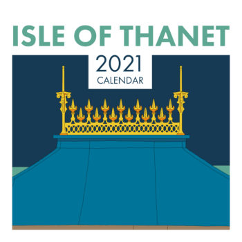 Rebecca Thomas' 2021 Calendar