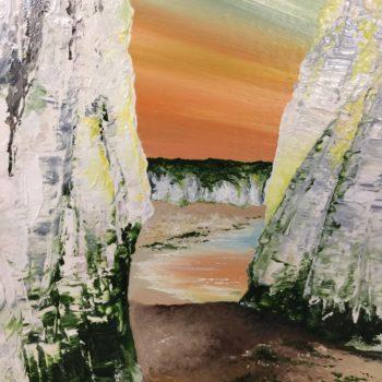"""""""Serenity"""" at Botony Bay by Samantha Wing"""