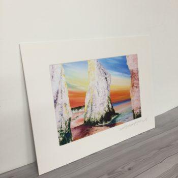 """""""Serenity"""" at Botany Bay by Samantha Wing"""