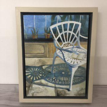 Chair Light 3 by Brian Hodgson