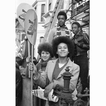 Black Lives Matter, Battersea 1979 by Sarah Wyld
