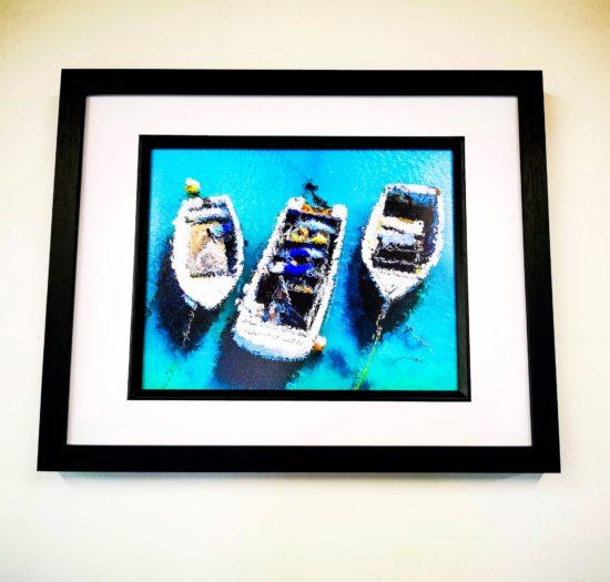 3 Small Boats