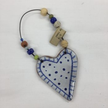 Heart Hanger by Libby Laven