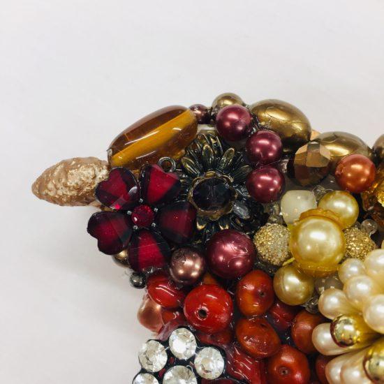 Vintage Jewellery Robin by Dee Newton