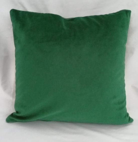 Back of cushion by Linda Rendle