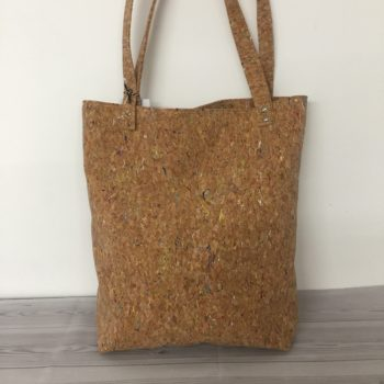 Large Cork Tote Bag by Sarah Bowles ACC-121-ASB-001