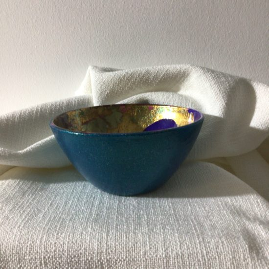 Small Glass Bowl by Eve Stickler