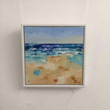 Cornish Surf by Ann Palmer