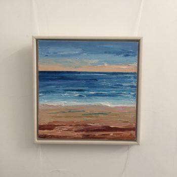 Blue Seas by Ann Palmer