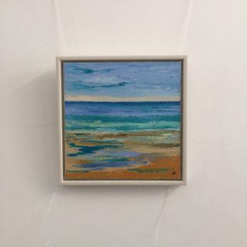 Marazion Shoreline by Ann Palmer