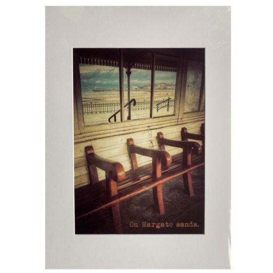 'On Margate Sands' by Karen Keen Young